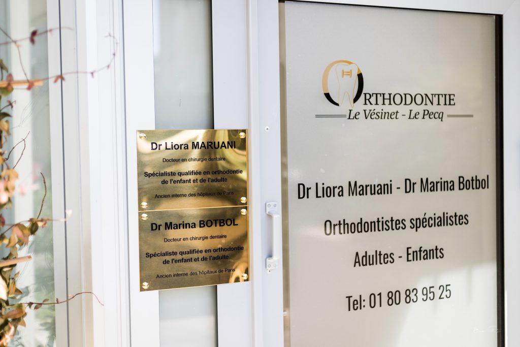 le cabinet d'orthodontie Le Vésinet Le Pecq